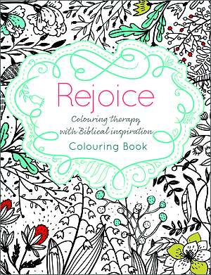 Rejoice Colouring Book