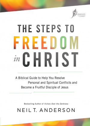 Steps to Freedom in Christ Workbook - Pack of 5