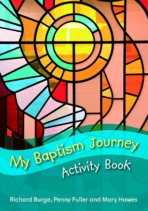 My Baptism Journey Activity Book