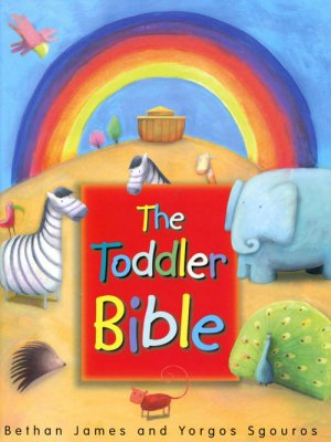 Toddler Bible The Hb