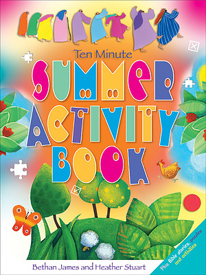 Ten Minute Summer Activity Book