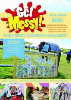 Get Messy! January - April 2016