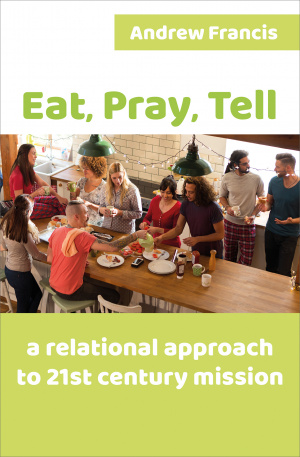 Eat, Pray, Tell