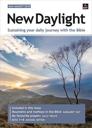 New Daylight May - August 2018
