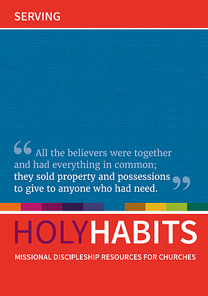 Holy Habits: Serving