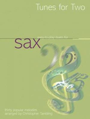Tunes for Two - Saxophone