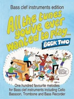 All The Tunes Book 2 - Bass Clef
