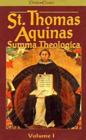 Summa Theologica 5 Vol Set