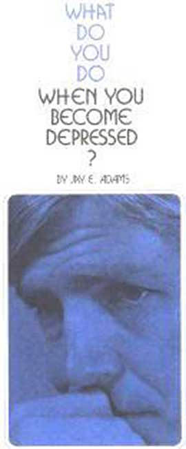 What Do You Do When You Become Depressed? (single pamphlet)