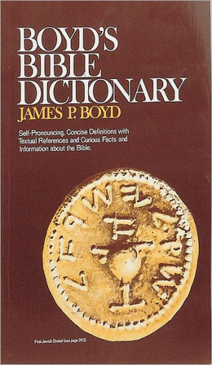 Boyds Bible Dictionary