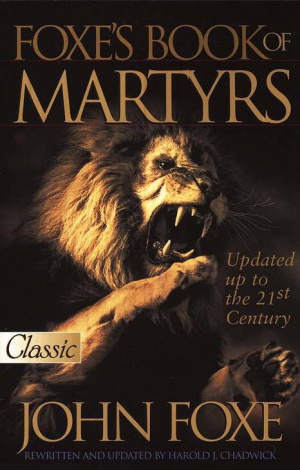 Foxes Book Of Martyrs Pb