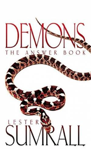 Demons: The Answer Book Paperback Book