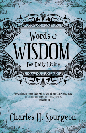 Words Of Wisdom For Daily Living Paperback Book