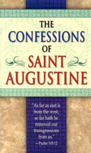Confessions Of St Augustine Pb