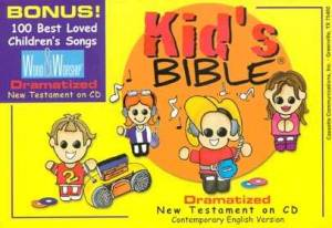 CEV Kid's New Testament Audio Bible: Dramatised, CD