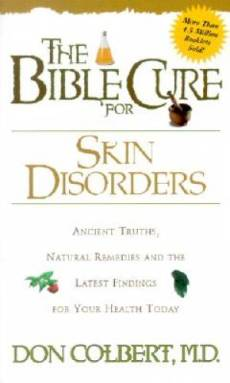 Bible Cure For Skin Disorders Pb
