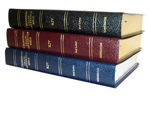 Thompson Chain Reference Study Bible