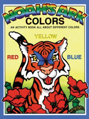 Noahs Ark Activity Colors Pb
