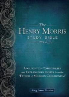 The Henry Morris Study Bible, Black Leather