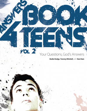 Answers Book 4 Teens Volume 2