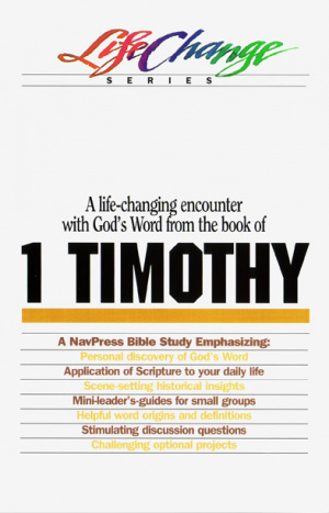 LifeChange 1 Timothy