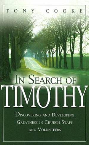 In Search Of Timothy Pb