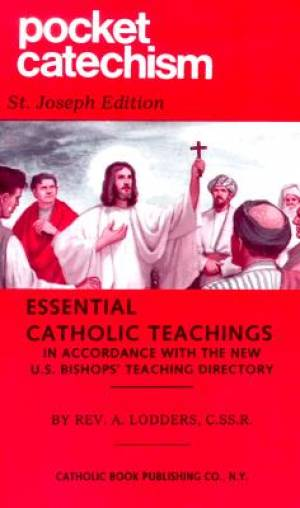 Saint Joseph Pocket Catechism