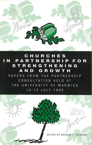 Churches in Partnership for Strengthening and Growth