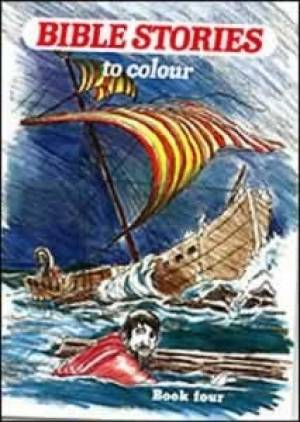 Bible Stories to Colour 4
