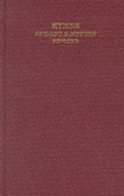 Hymns Ancient and Modern Revised Version : Full Music and Words Edition