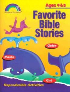 Favorite Bible Stories Ages 4-5