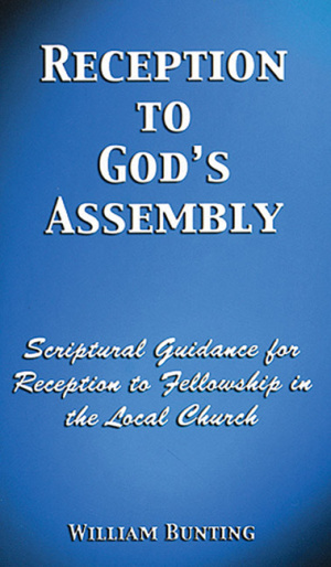 Reception to God's Assembly