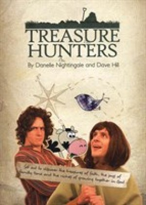 Treasure Hunters DVD