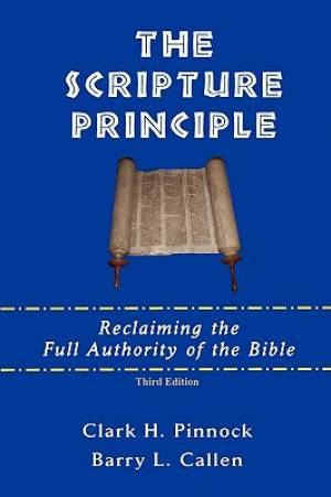 The Scripture Principle