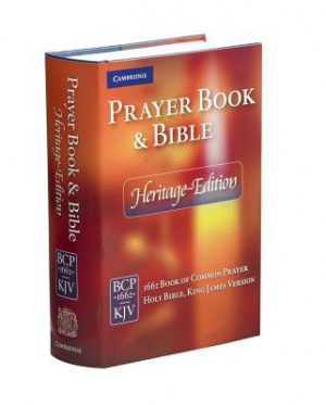 Heritage Edition Prayer Book and Bible CPKJ421