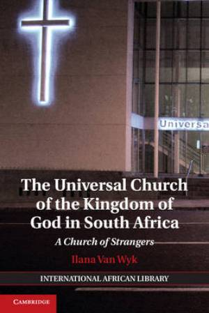 The Universal Church of the Kingdom of God in South Africa