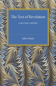 The Text of Revelation