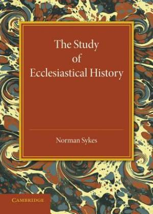 The Study of Ecclesiastical History