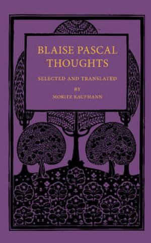 Blaise Pascal Thoughts