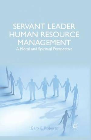Servant Leader Human Resource Management