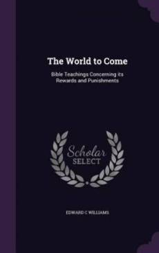 The World to Come: Bible Teachings Concerning its Rewards and Punishments