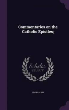 Commentaries on the Catholic Epistles;