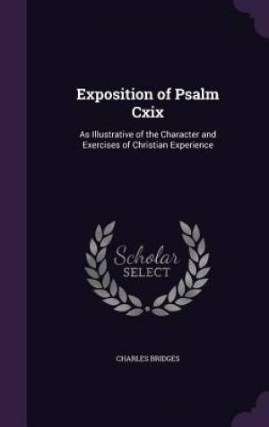 Exposition of Psalm CXIX