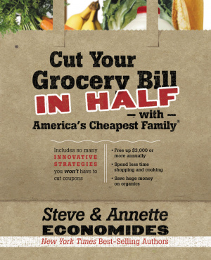 Cut Your Grocery Bill In Half With Am Pb