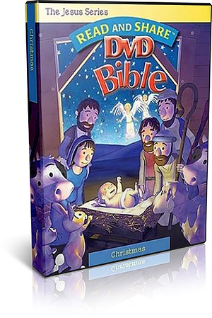 Read and Share DVD Bible: Christmas