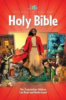ICB Contemporary 3-D Art, Red Bible