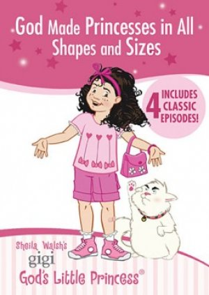 Gigi God Made Princesses In All Shapes and Sizes DVD