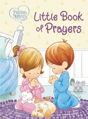 Precious Moments Little Book Of Prayers
