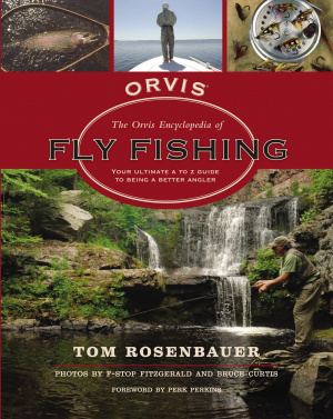 Orvis Encyclopedia Of Fly Fishing The