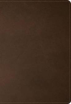 NKJV Ultraslim Bible, Imitation Leather, Brown